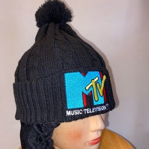 MTV winter hat